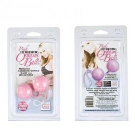 Вагинальные шарики Pink Futurotic Orgasm Balls